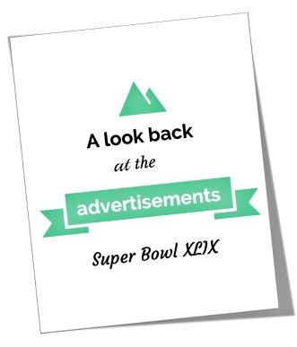 super bowl 49 ads review image