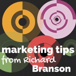 richard branson marketing tips image