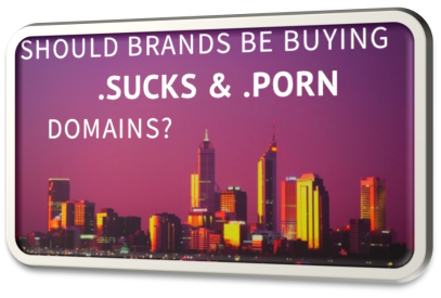 chicago web design .porn and .sucks domains image