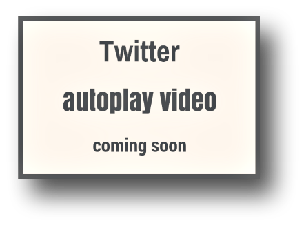 twitter rolling out autoplay video feature image